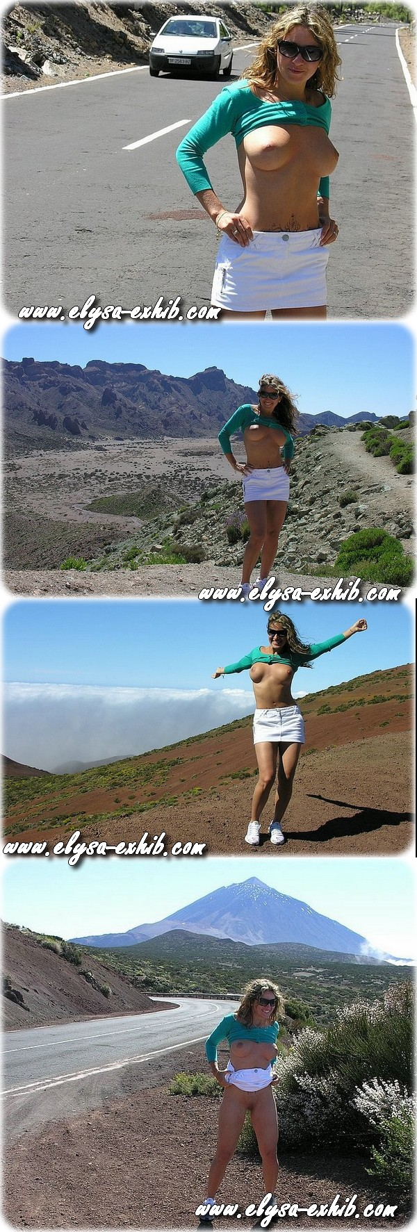 0017 Flashing in Tenerife (Teide)